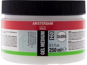 [080] Amsterdam Gel Medium Matt