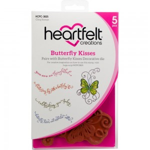 [HCPC-3825] Butterfly Dreams: Stemple Gumowe Butterfly Kisses