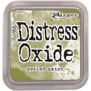 Tusz Distress Oxides Peeled Paint