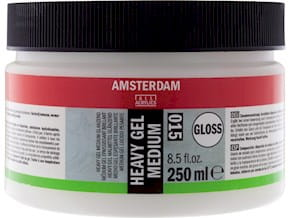 [015] Amsterdam Heavy Gel Medium Gloss