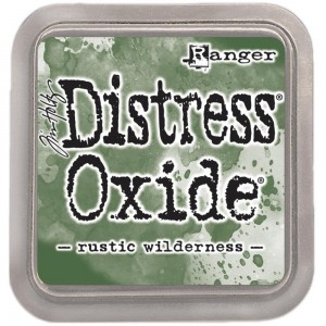 Tusz Distress Oxides Rustic Wilderness