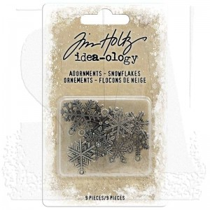 [TH94007] Idea-Ology: Metal Adornments Snowflakes