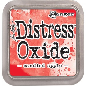Tusz Distress Oxide Candied Apple