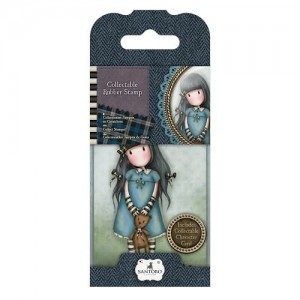 [907304] Stempel gumowy No. 4 Forget Me Not