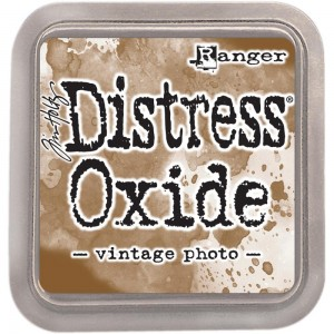 Tusz Distress Oxides Vintage Photo