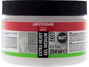 [022] Amsterdam Extra Heavy Gel Medium Matt
