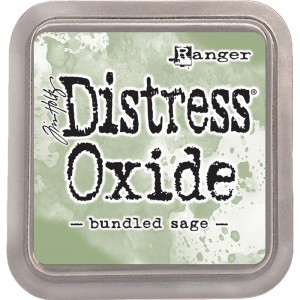 Tusz Distress Oxides Bundled Sage
