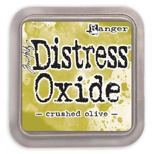 Tusz Distress Oxide Crushed Olive