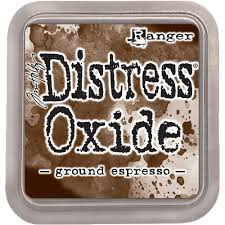 Tusz Distress Oxides Ground Espresso