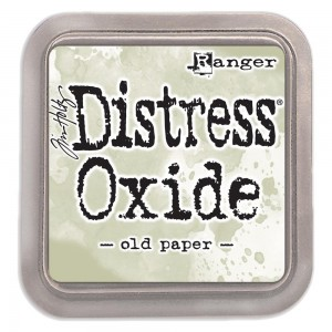 Tusz Distress Oxides Old Paper