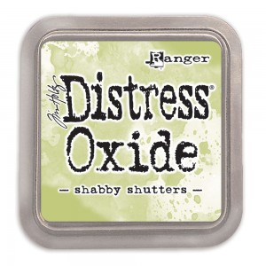 Tusz Distress Oxides Shabby Shutters