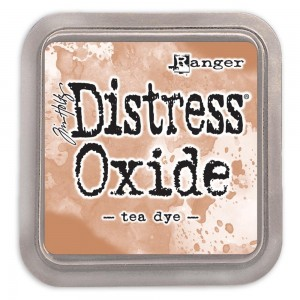 Tusz Distress Oxides Tea Dye