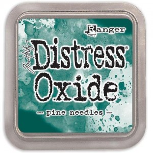 Tusz Distress Oxides Pine Needles