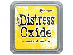 Tusz Distress Oxides Mustard Seed