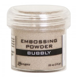 Puder do embossingu Bubbly