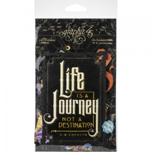 Life's a Journey: Die-cuts
