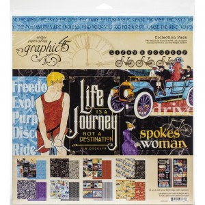 Life's a Journey: 12x12' Paper Collection