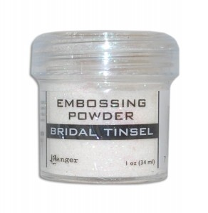 Puder do embossingu Bridal Tinsel