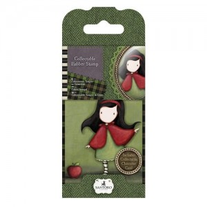 [907314] Stempel gumowy No. 14 Little Red