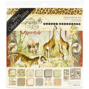 Deluxe Collector's Edition: Safari Adventure