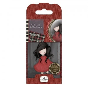 [907318] Stempel gumowy No. 18 Poppy Wood