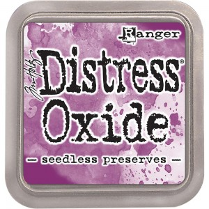 Tusz Distress Oxides Seedless Preserves