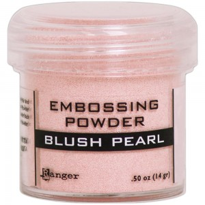 Puder do embossingu Blush Pearl