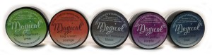 Magical Shimmer Powders Haunted Halloween