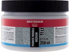 [127] Amsterdam Pumice Middle Medium