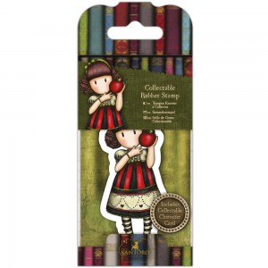 [GOR907417] Stempel gumowy No.37, Dear Apple