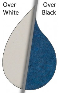 WOW! Puder do embossingu: Blue Pearl