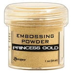 Puder do embossingu Princess Gold