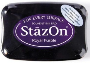 Tusz Stazon Royal Purple
