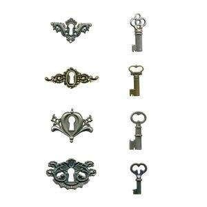 [TH92822] Idea-Ology: Locket Keys