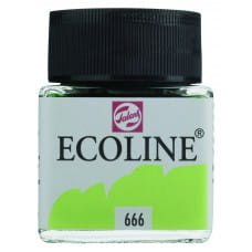 Ecoline 666 Pastel green