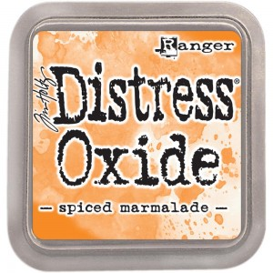 Tusz Distress Oxides Spiced Marmalade