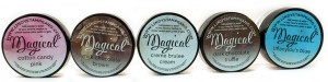 Magical Shimmer Powders Sweet Treats