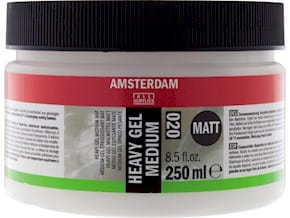[020] Amsterdam Heavy Gel Medium Matt