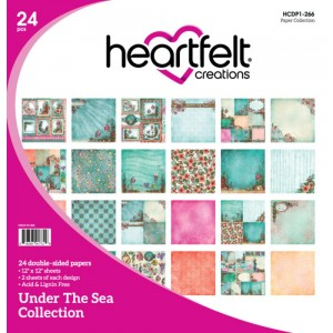 [HCDP1-266] Under The Sea: 12x12' Paper Pad