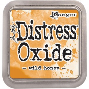 Tusz Distress Oxides Wild Honey